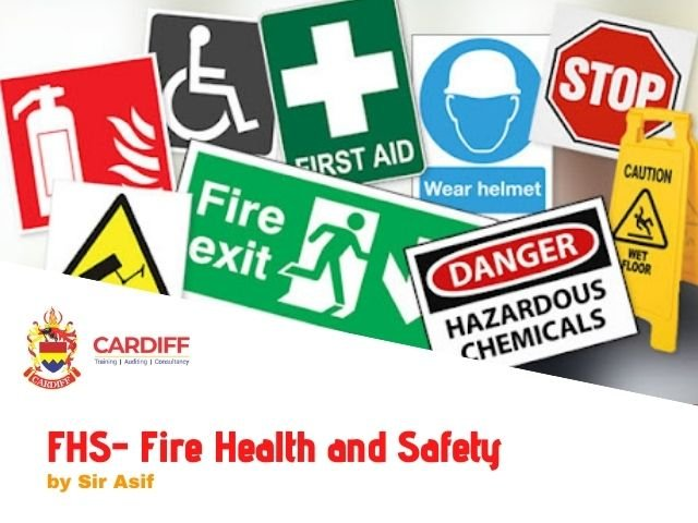 Fire Health and Safety