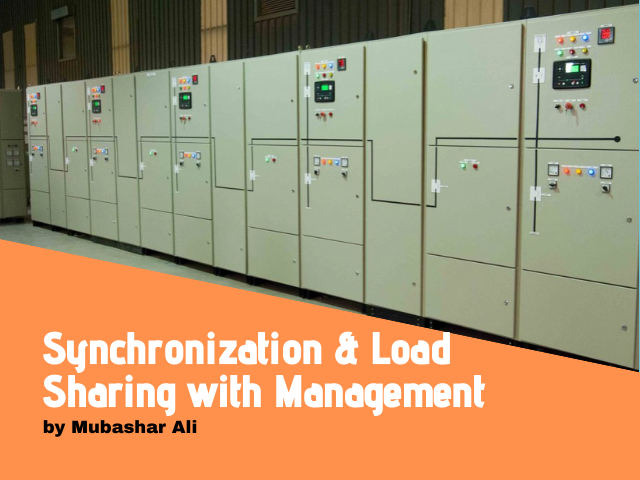 Synchronization with Load Sharing & Management