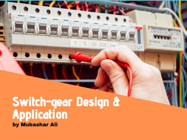 Switchgear Design & Application